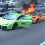 Supercar Inferno – Malaysian Lamborghinis Destroyed