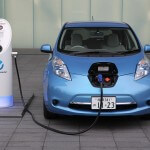Electric car owner arrested for taking $0.05 worth of electricity