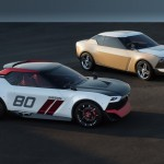 Nissan IDx Freeflow and IDx NISMO concepts introduced in Tokyo