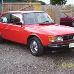 Wheels of the Week: 1980 Saab 99 Turbo
