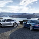 The Porsche 911 and Competitors – Now to 2016