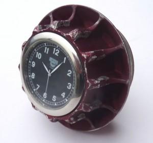 wheelnut-clock