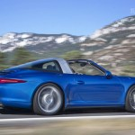 New Porsche Targa 4 and 4S Return To Roots By Donning The Coolest Roof Ever
