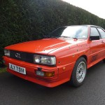 Wheels Of The Week: Fire Up The Quattro!