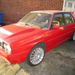 Wheels Of The Week: 1991 Lancia Delta Integrale 16v