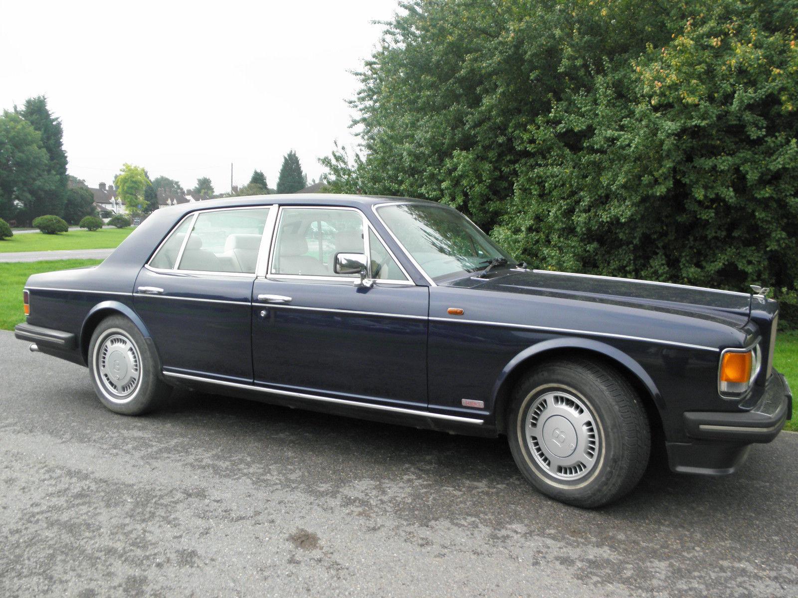 Kurt's Classics: 1986 Bentley Turbo R - ClickMechanic