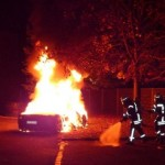 Car fail: Spoiled Kid Has His Ferrari Set On Fire To Upgrade To Newer Model
