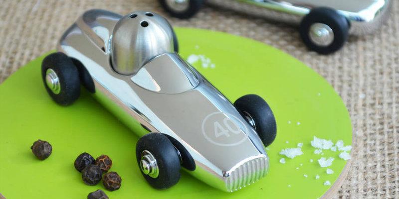 salt and pepper car