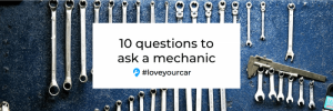 questions to ask a mechanic